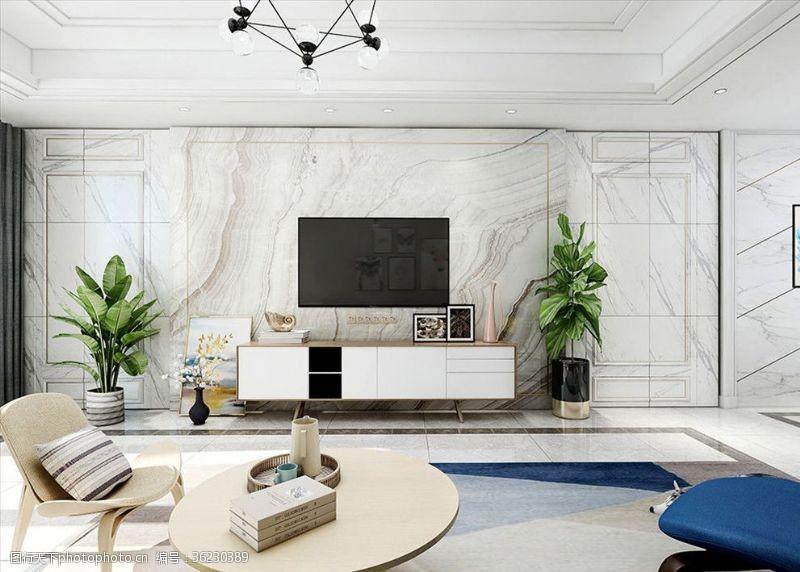室內設計北歐客廳