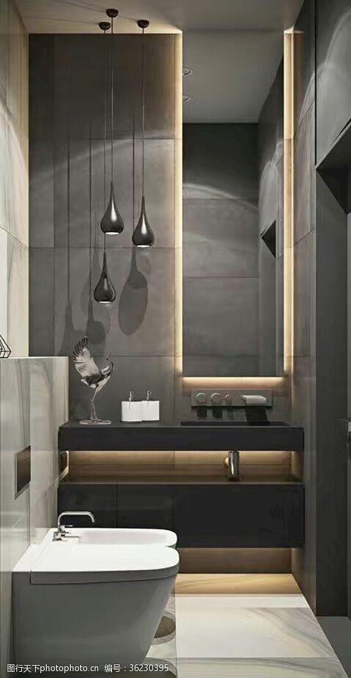 室內設計洗手間