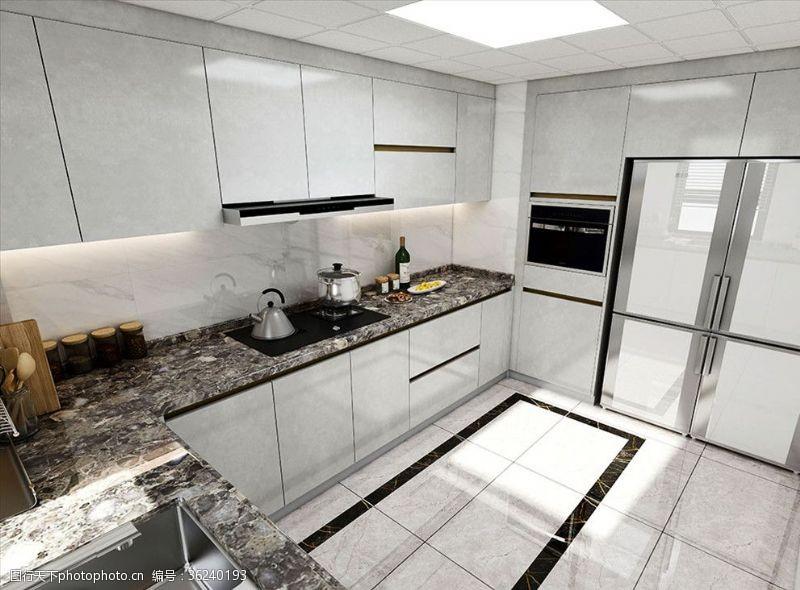 室內設計廚房