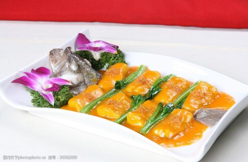 清蒸魚蒸桂魚