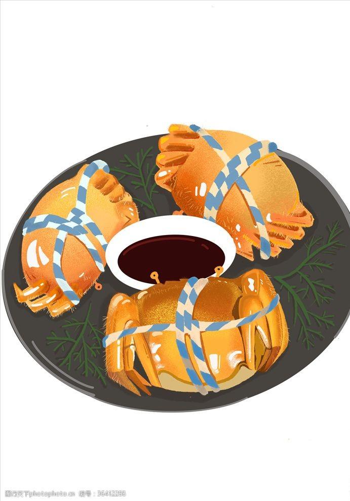 大閘蟹廣告螃蟹
