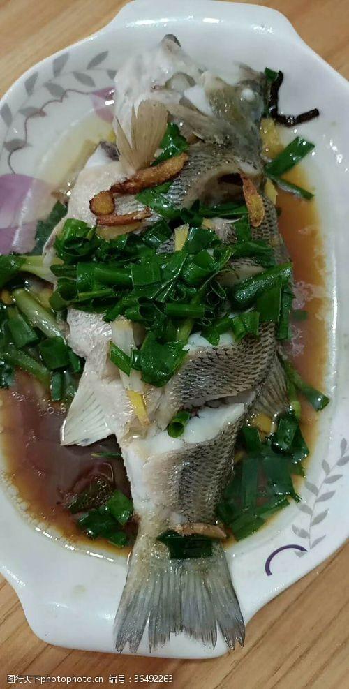 清蒸魚廣告