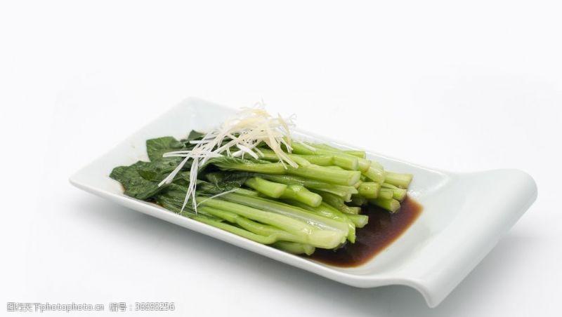 餐飲美食白灼菜心