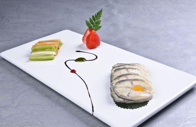 酒店鰻魚卷
