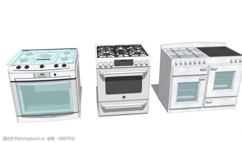 廚房煤氣灶