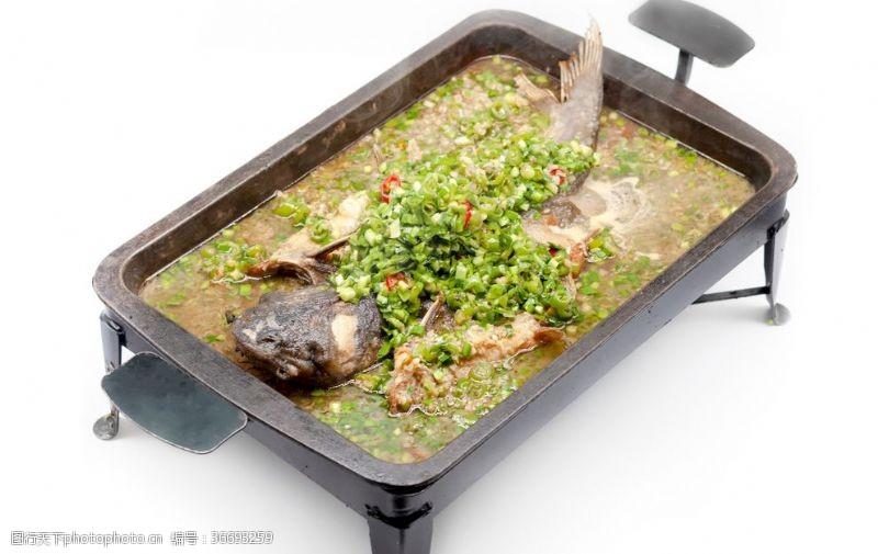 餐飲美食烤魚