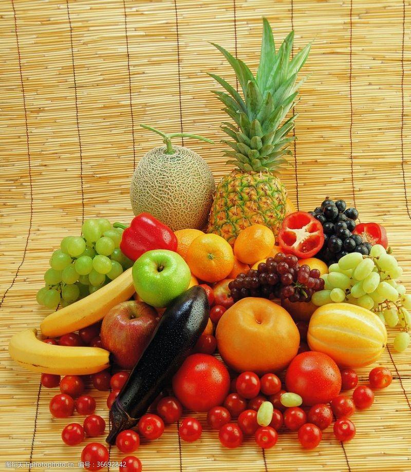 120dpi水果蔬菜