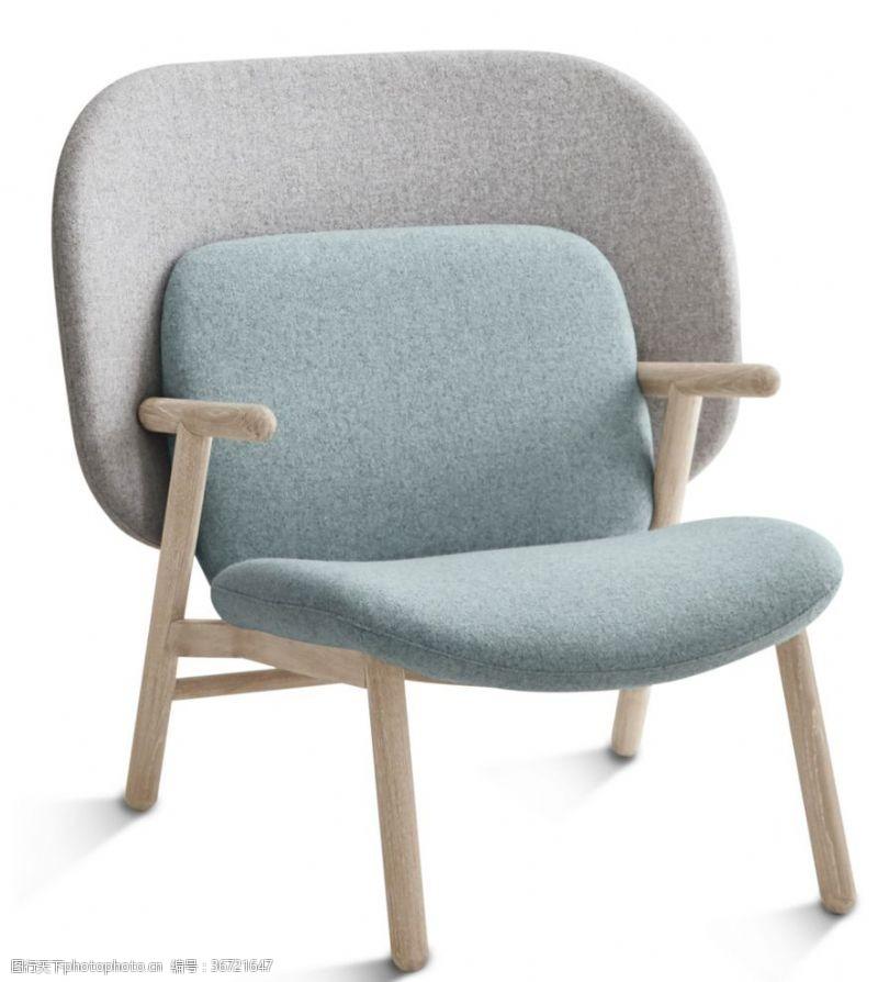 广告设计椅子木质