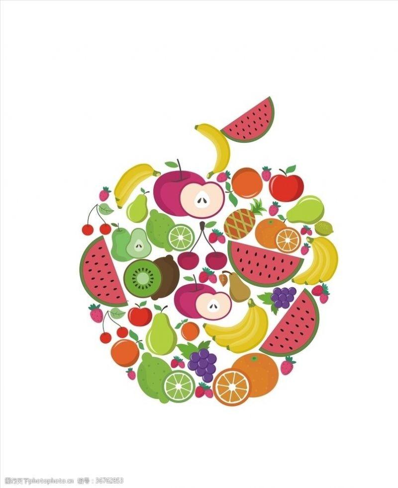 西瓜水果LOGO