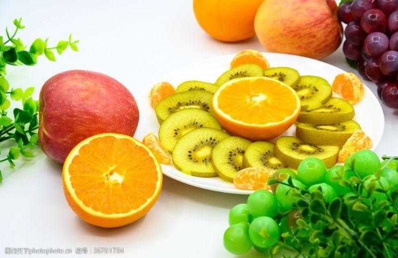 水果與水果拼盤