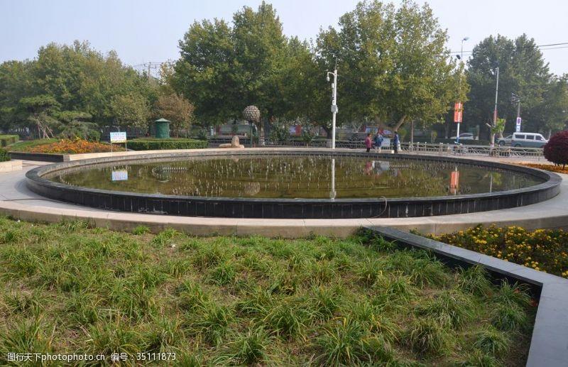 喷泉景观喷泉