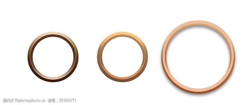 金属手把金属圆圈