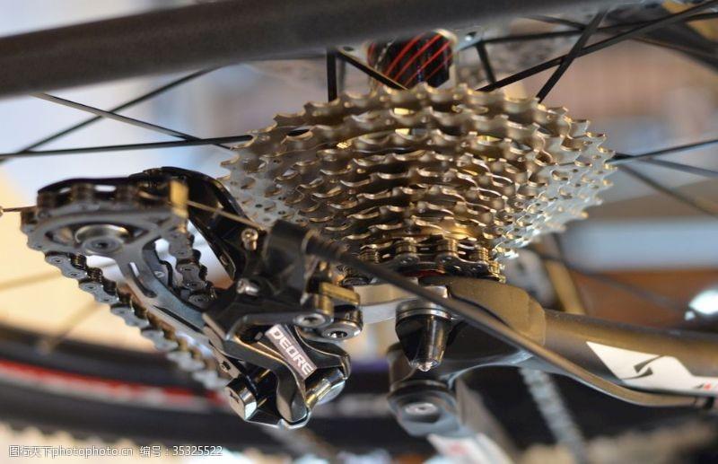自行车店变速器