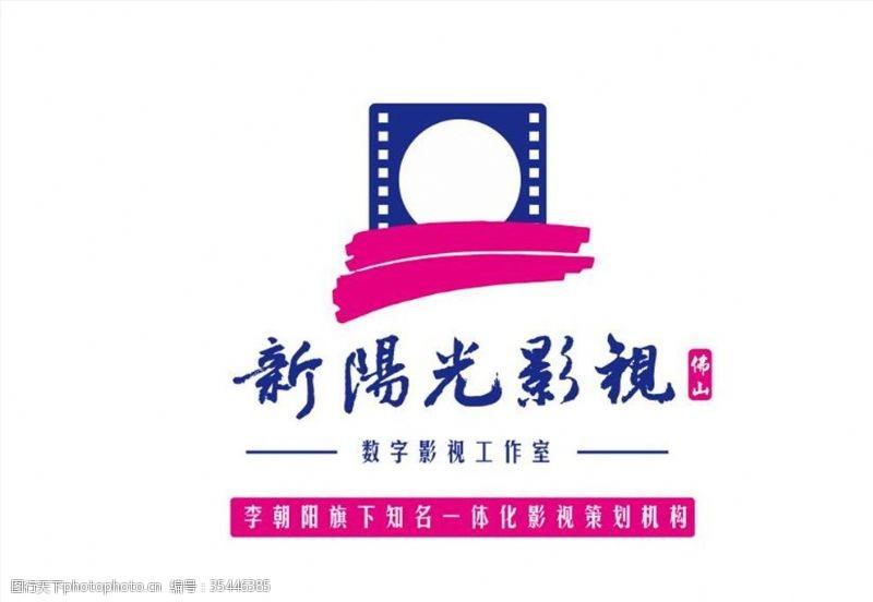 微电影影视公司标志