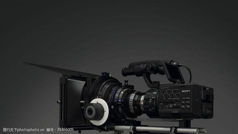 微电影专业摄像机