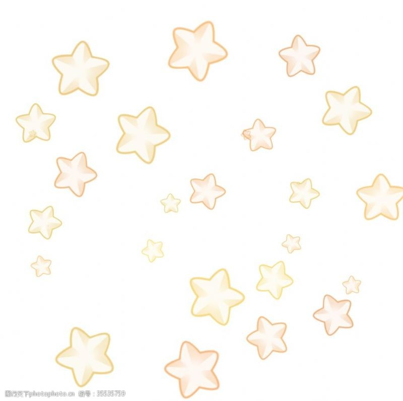 其他笔刷星星笔刷
