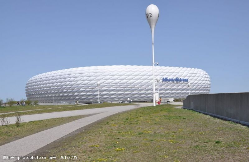 fc拜仁慕尼黑安联球场