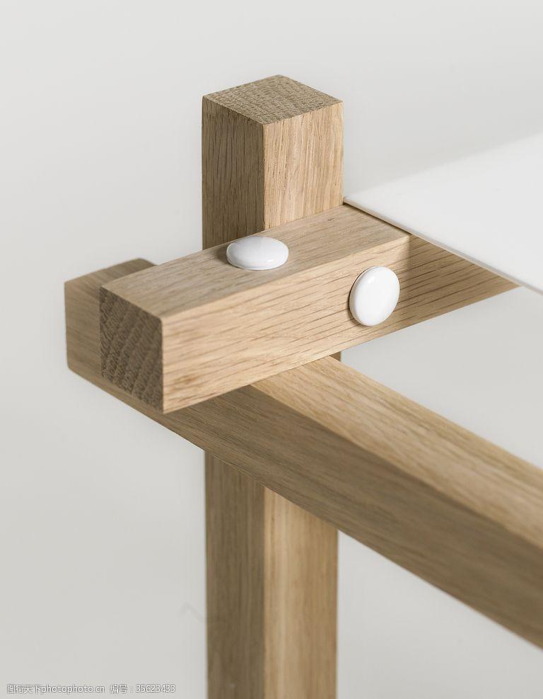 木质家具家具细节结构