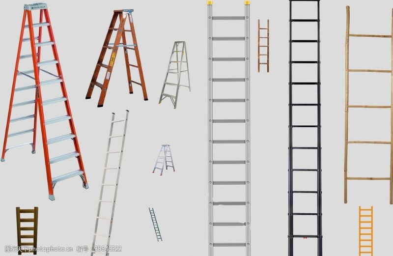 铝合金梯子梯子