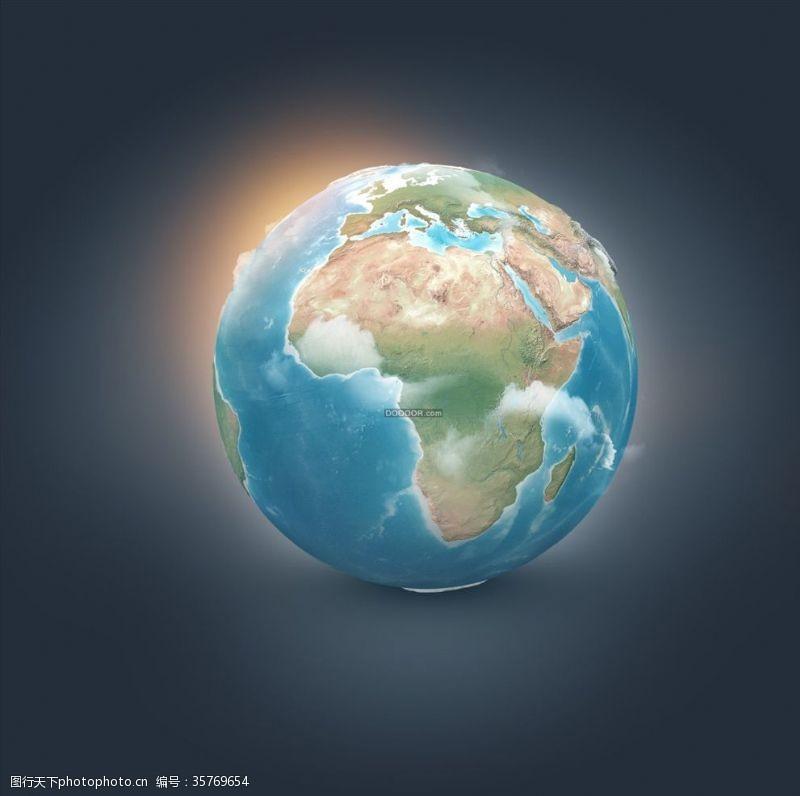 外形宇宙地球