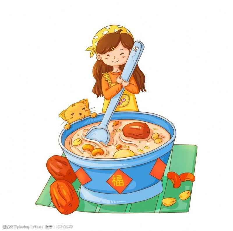 厨师卡通人物卡通人物