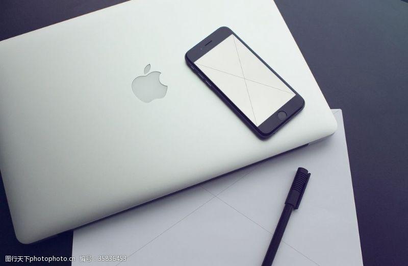 苹果iphone苹果iPhone手机电脑样机