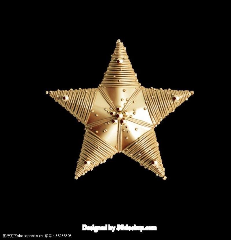 圣诞星星设计