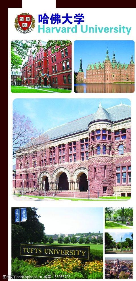 哈佛大学外国学校