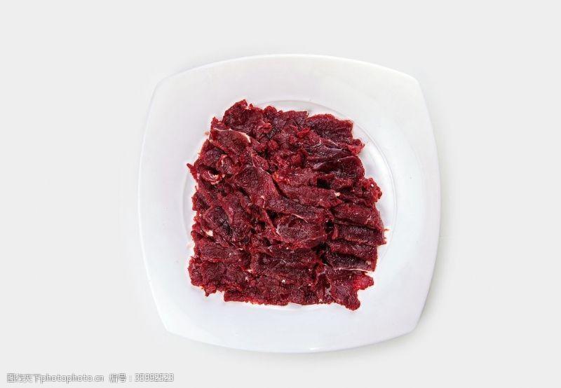 嫩肉牛肉片