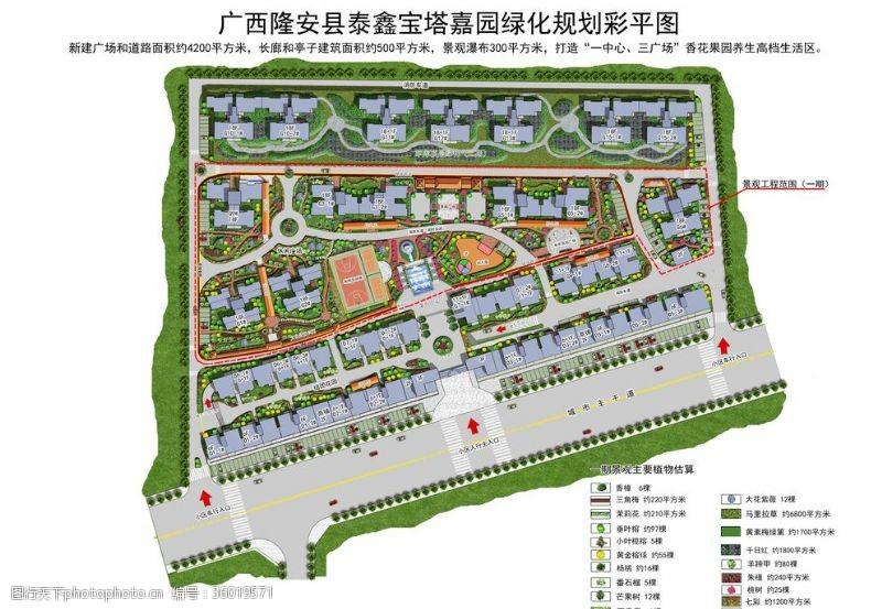 景观规划概念性规划规划图城市设计