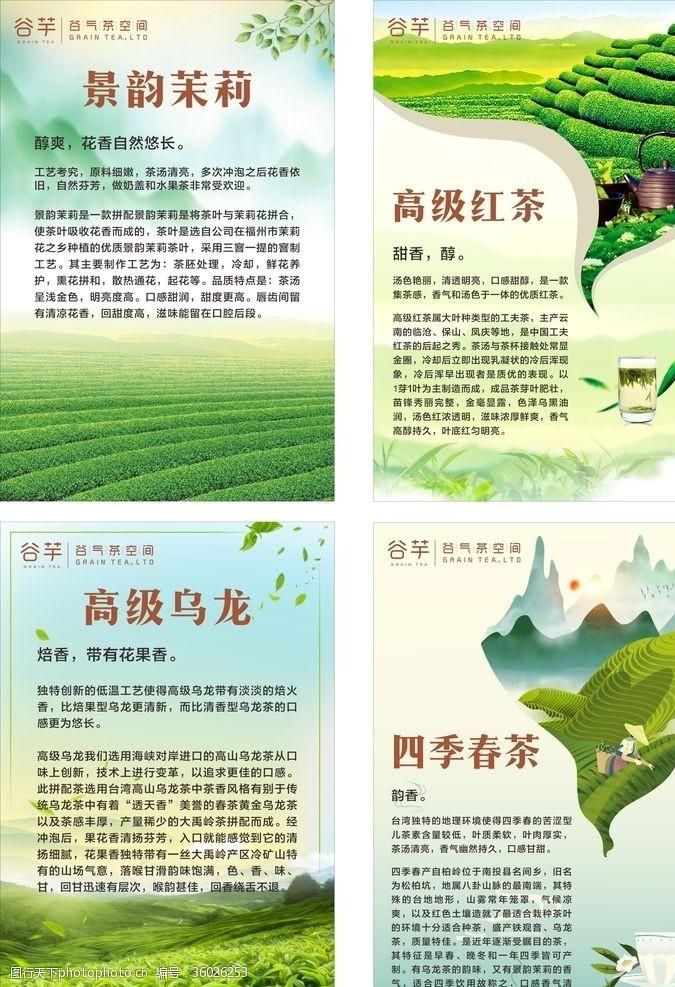 茶叶介绍茶叶文化