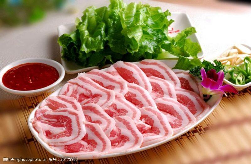烤肉猪五花