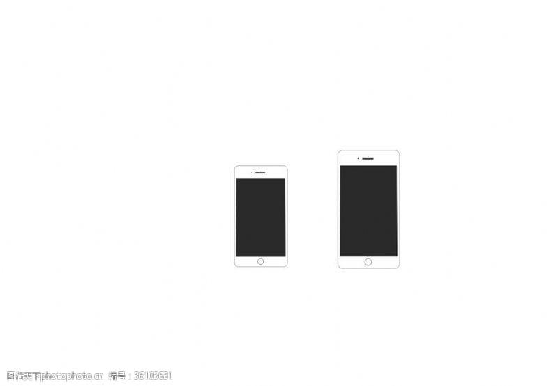 外形iPhone手机
