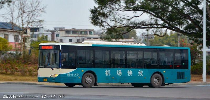赣州公交机场快线