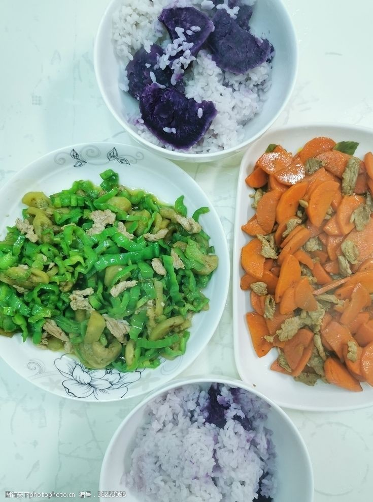 家庭菜饭菜