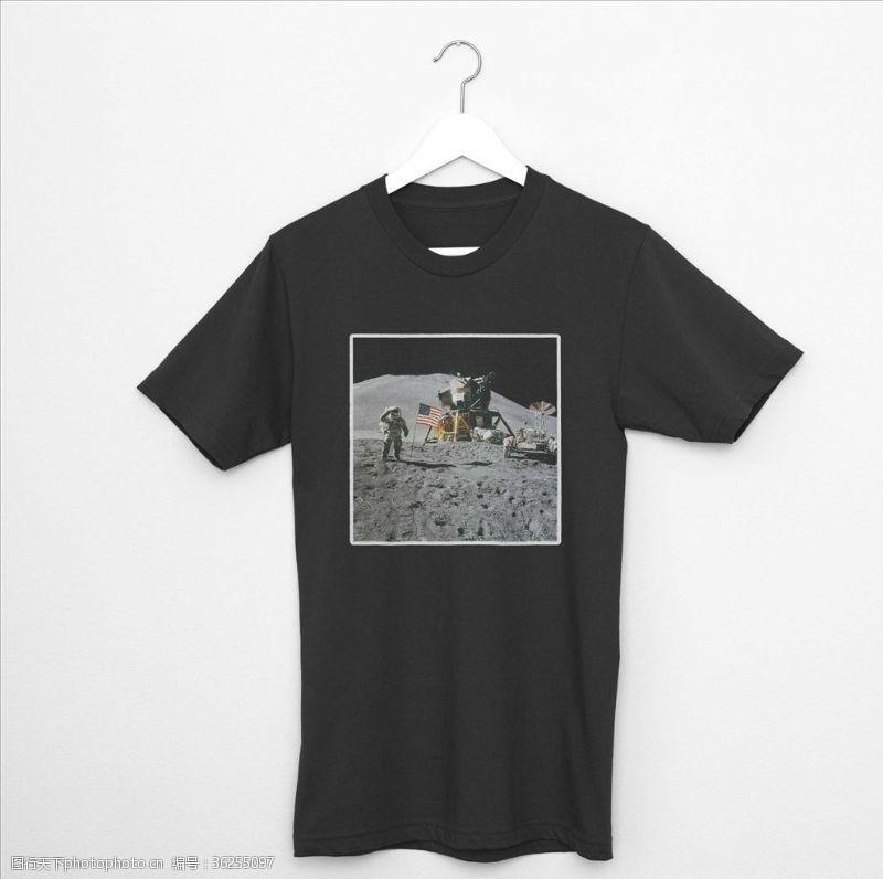 t恤logoT恤样机