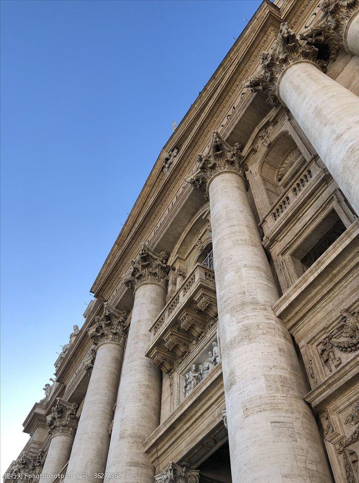 欧洲建筑欧洲古建筑