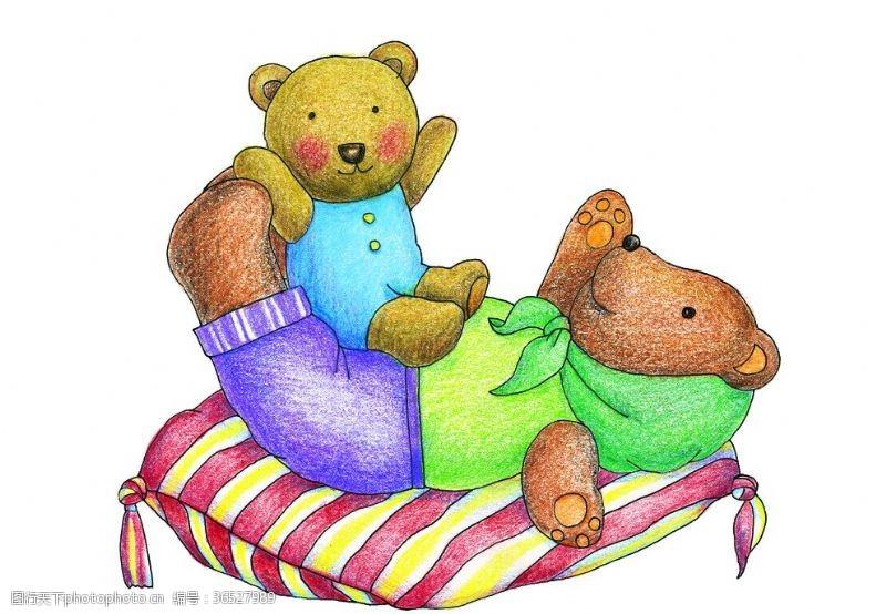 小熊欢乐家庭