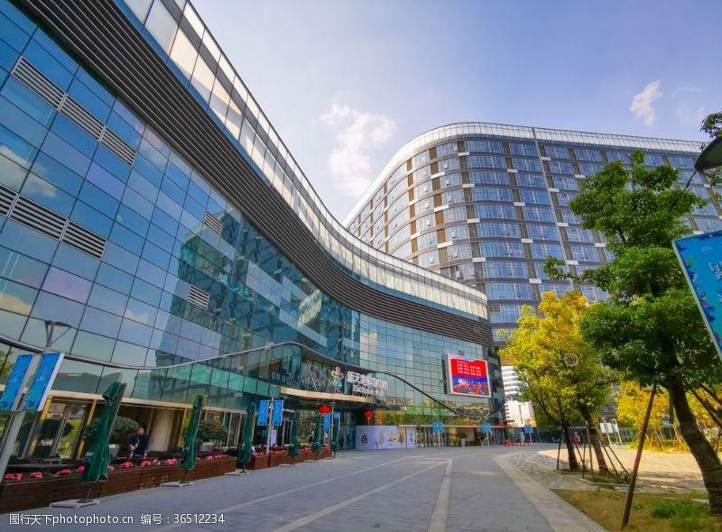 商业中心新天地购物中心