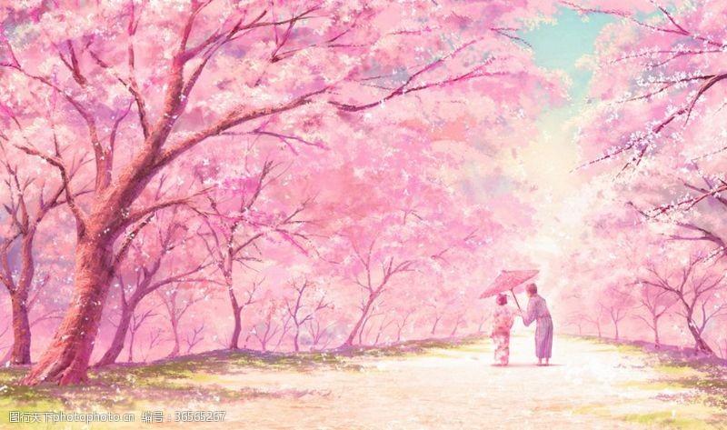 最美樱花节樱花节樱花