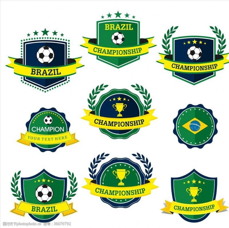 巴西世界杯巴西足球