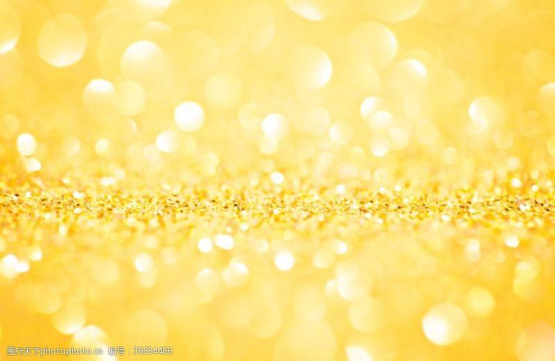 黄色背景素材金色背景