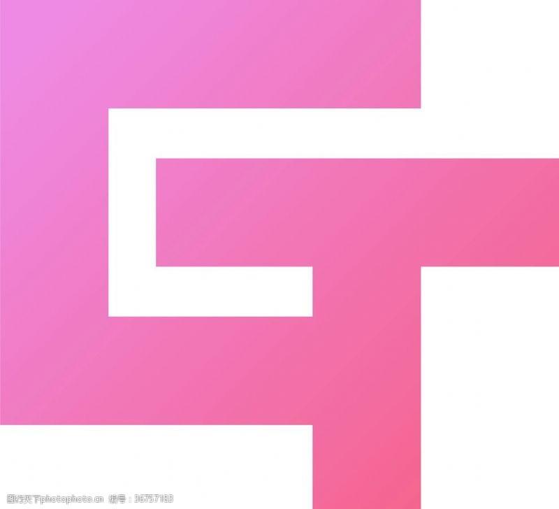 gtGT字母设计