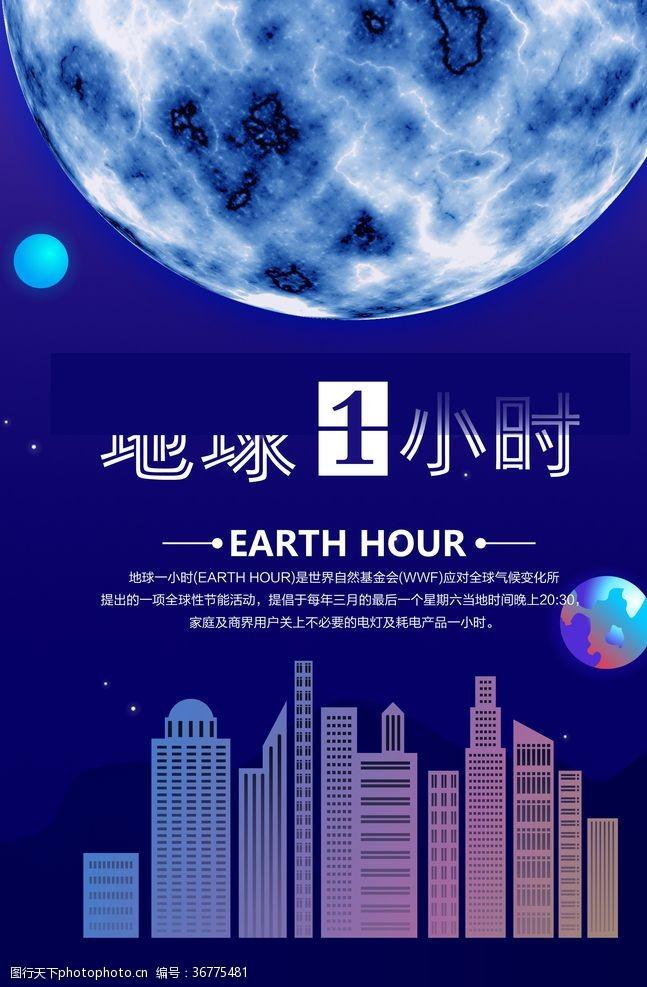 地球日画面世界地球日