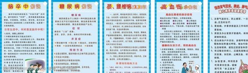 8管管药店小知识糖尿病高血压