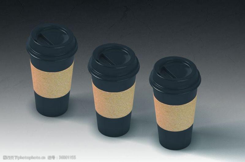 奶茶模板水杯奶茶店纸杯广告杯