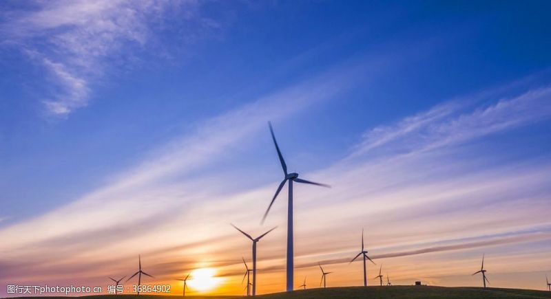 美环境风力发电