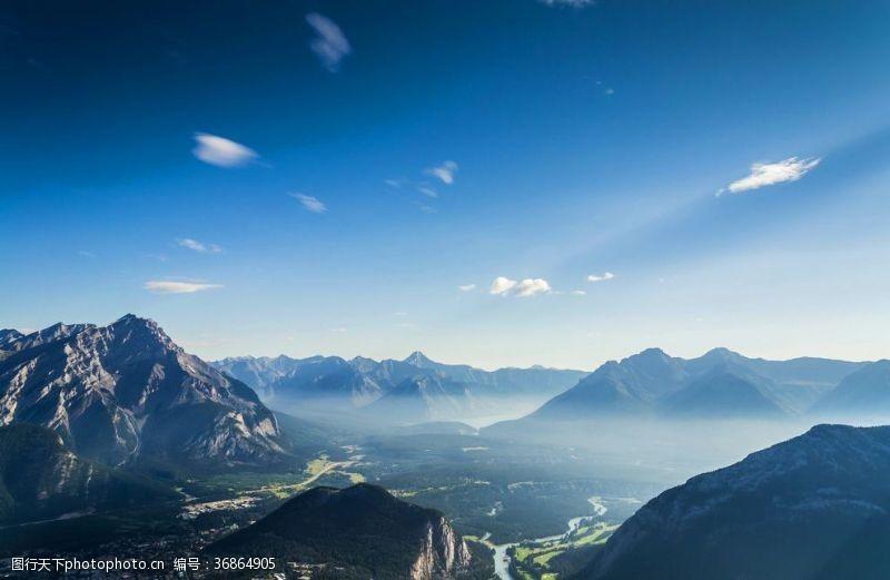 美环境山峰