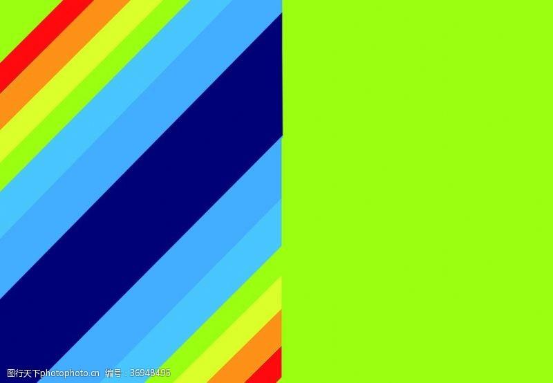 彩虹条图片