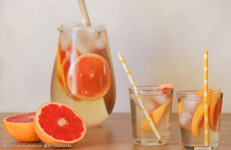 冰冰柚子茶